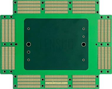 IC Test interposer PCB